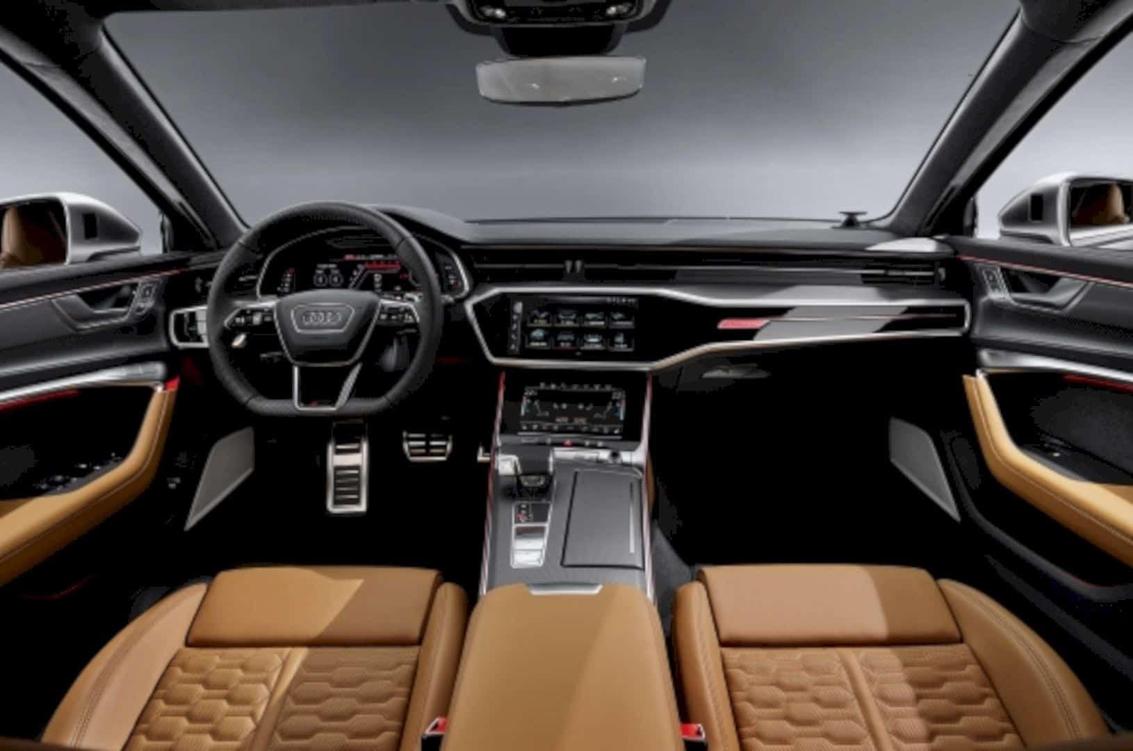 Audi RS 6 Avant 13