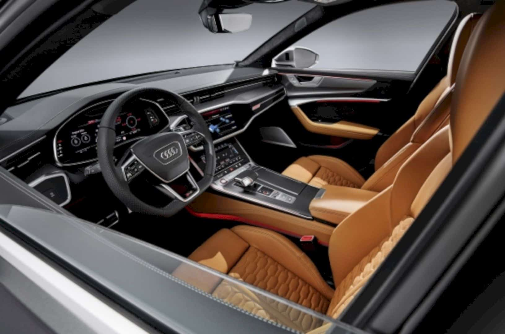 Audi RS 6 Avant 14