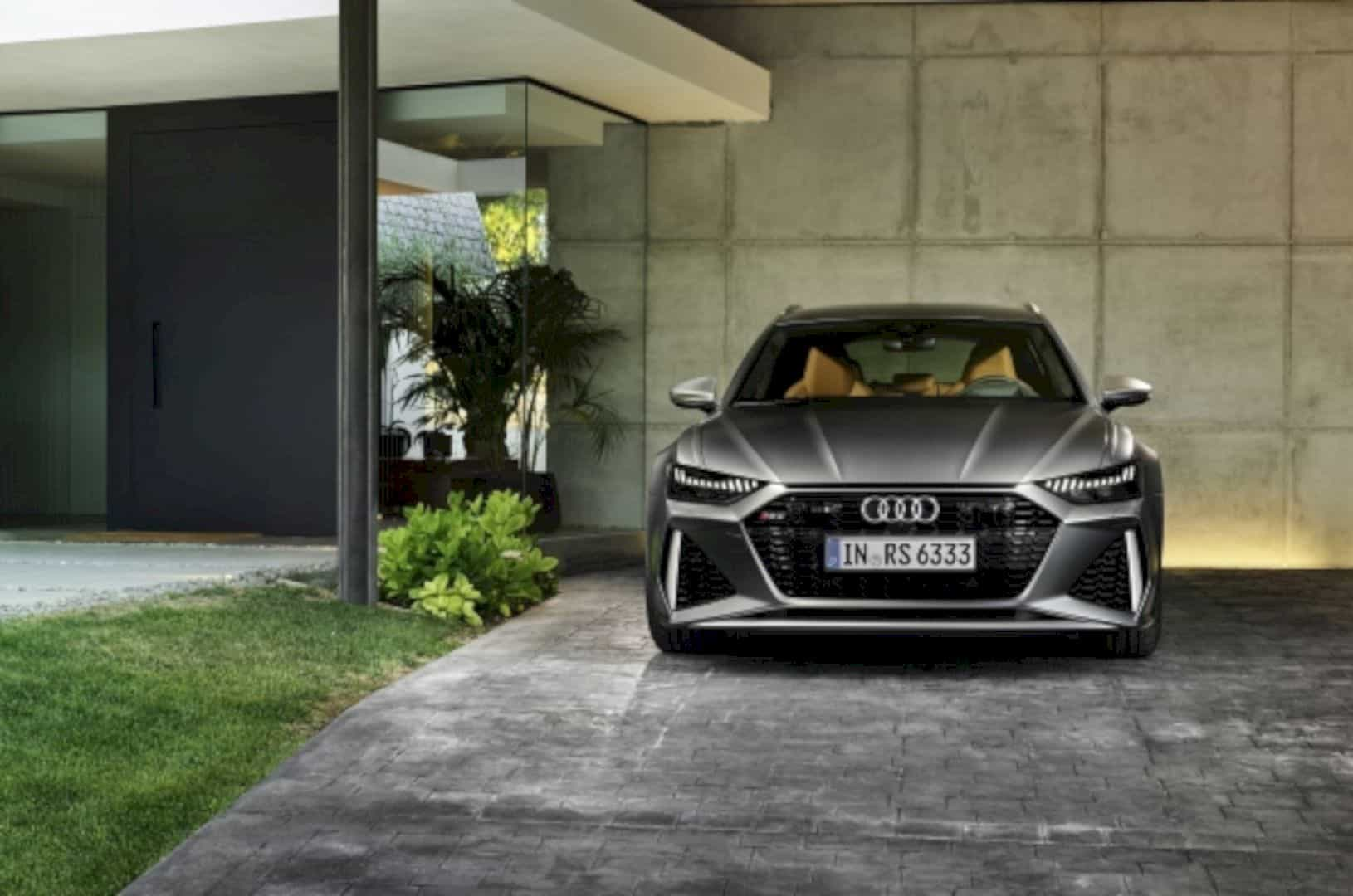 Audi RS 6 Avant 15