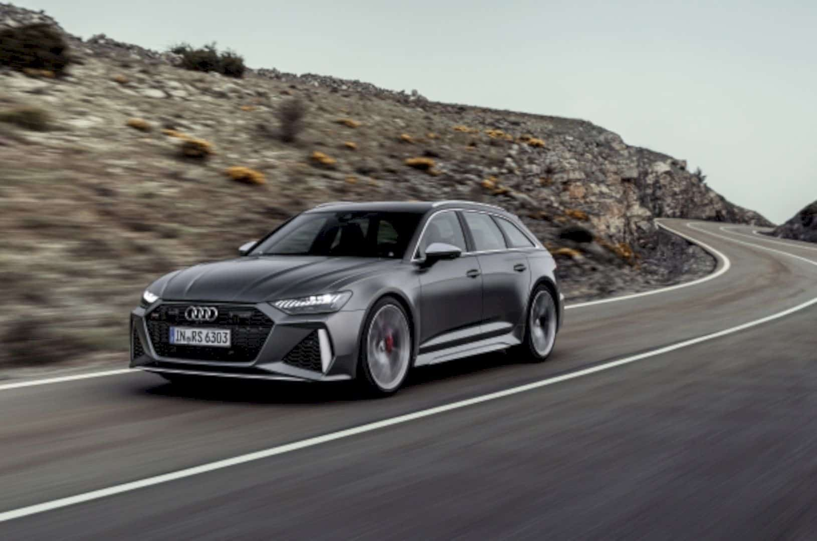 Audi RS 6 Avant 16