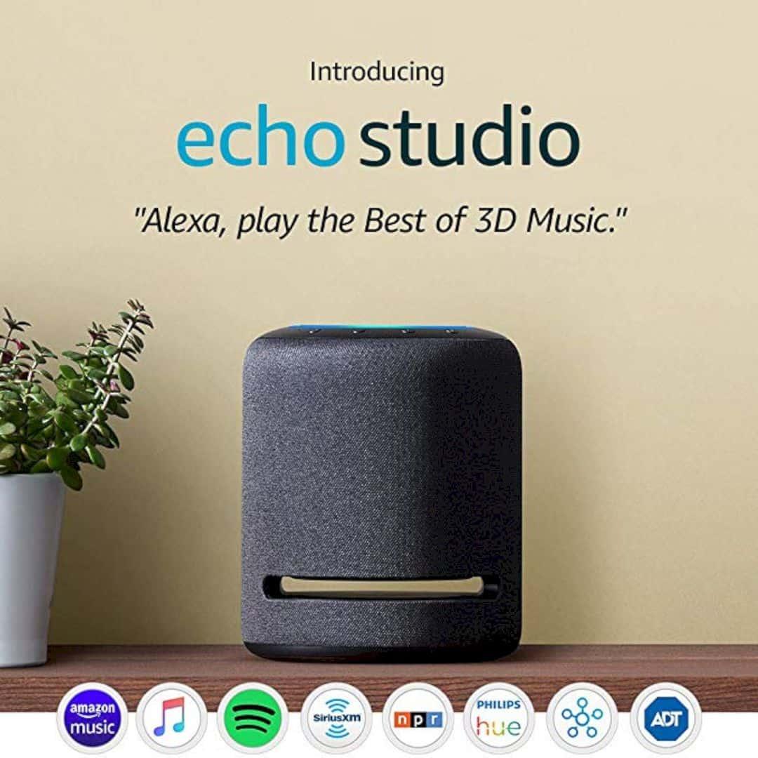 Echo Studio 3