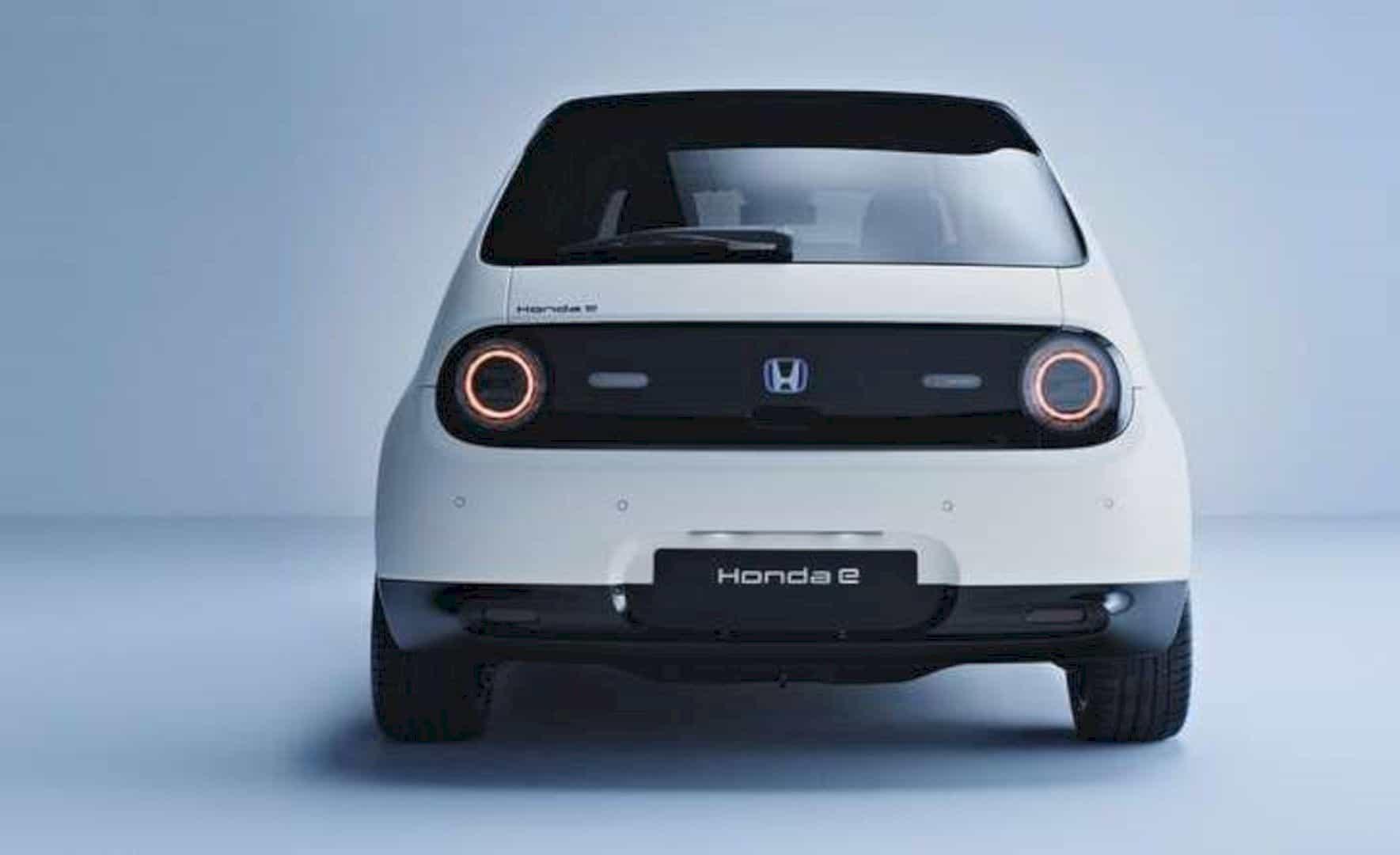 Honda E 1 1