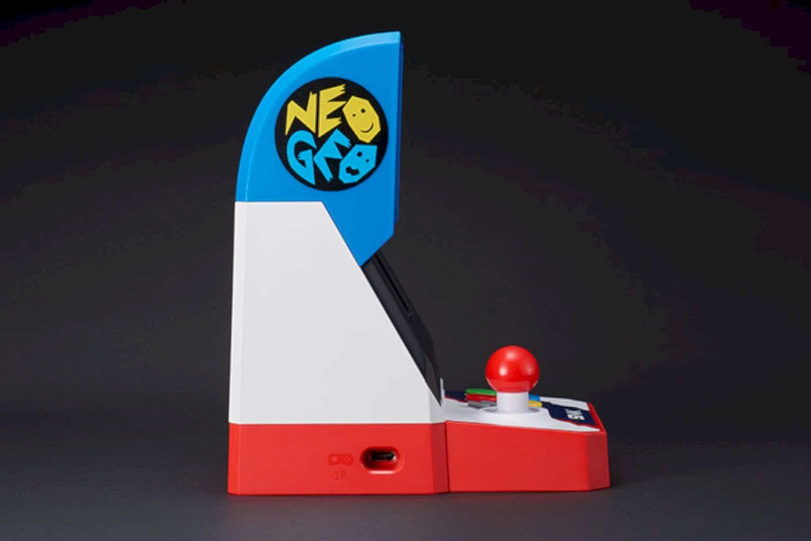 NEOGEO Mini 6
