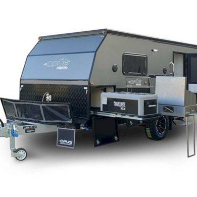 OPUS® OP15 Hybrid Caravan 1