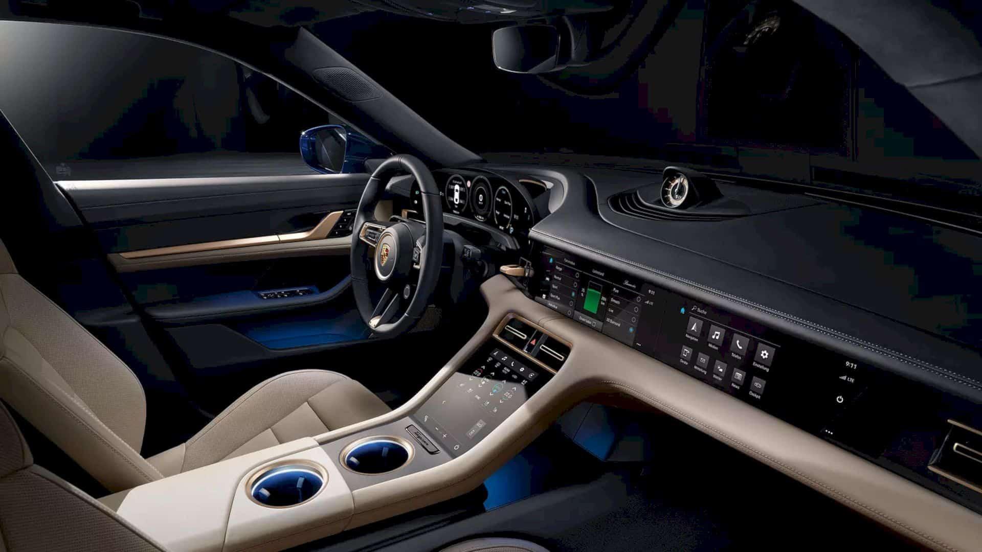 Porsche Taycan Models 12