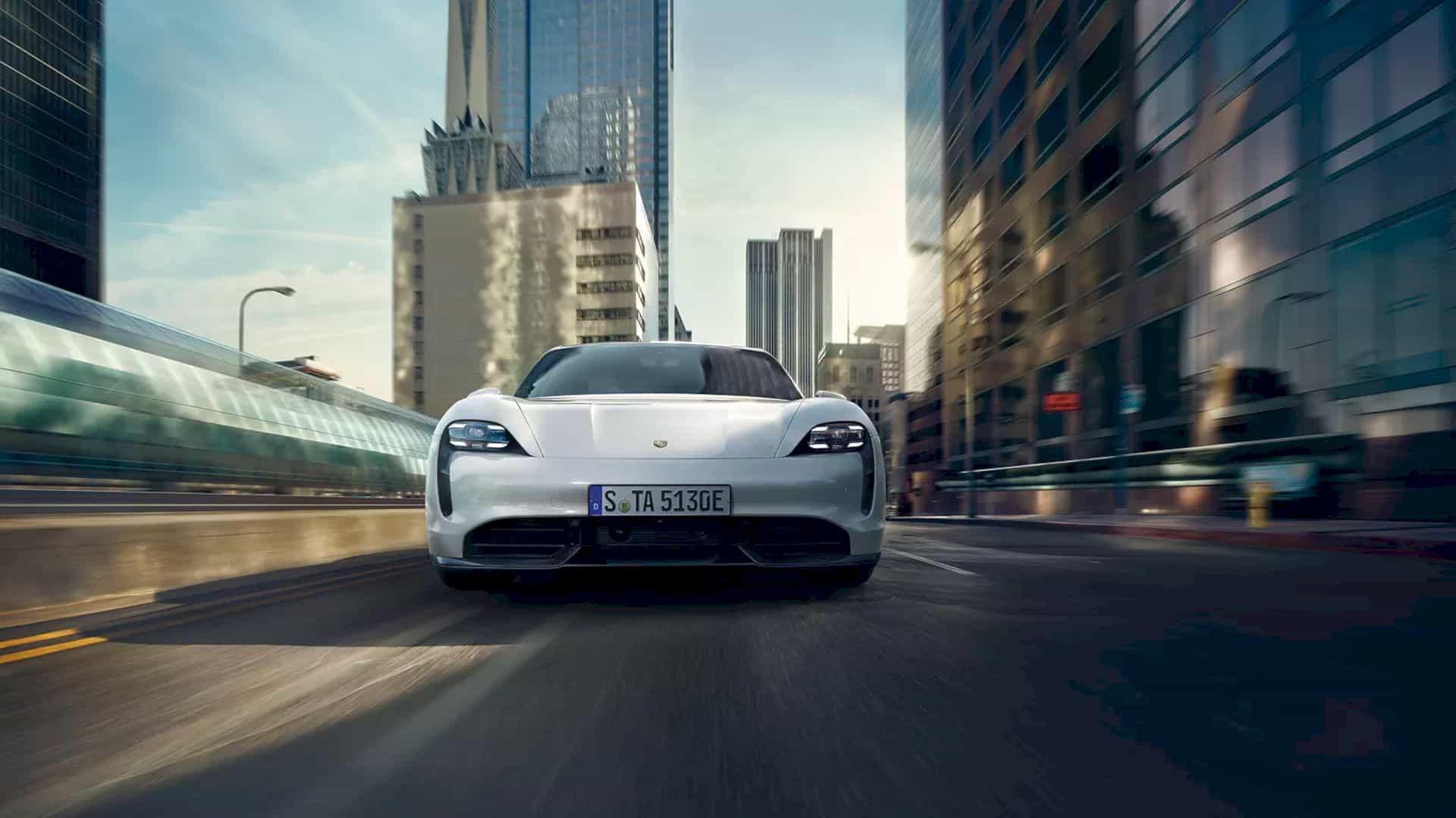Porsche Taycan Models 14