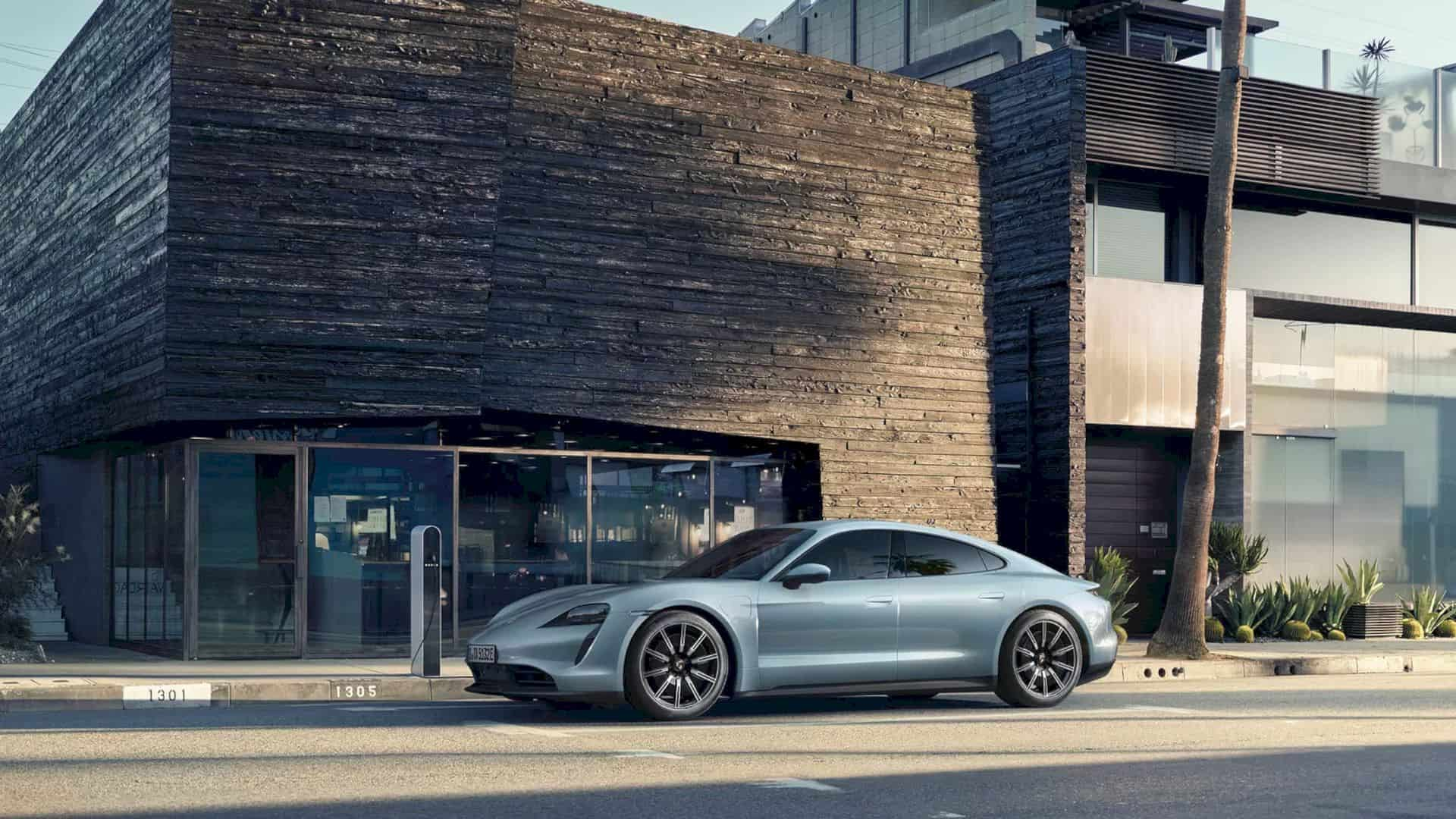 Porsche Taycan Models 15