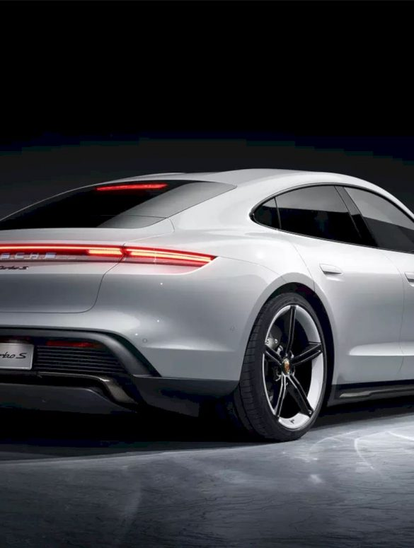 Porsche Taycan Models 2