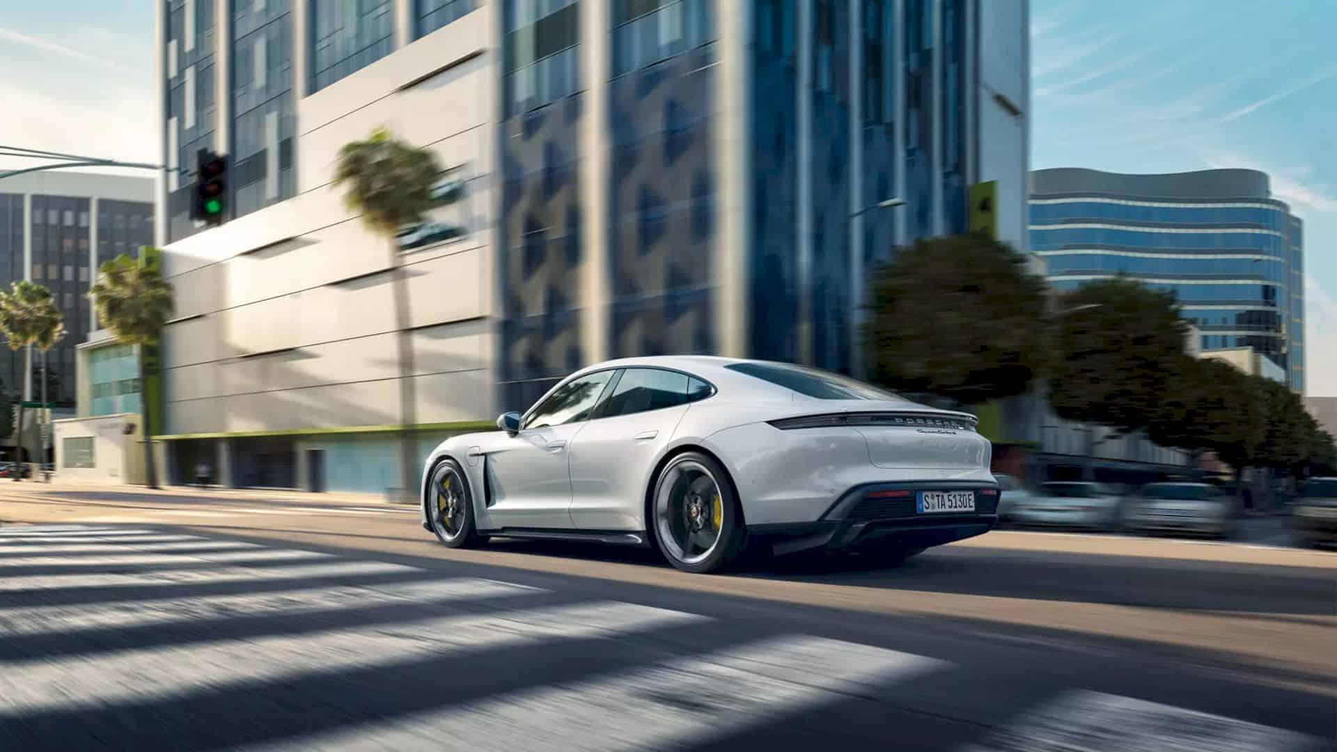 Porsche Taycan Models 6