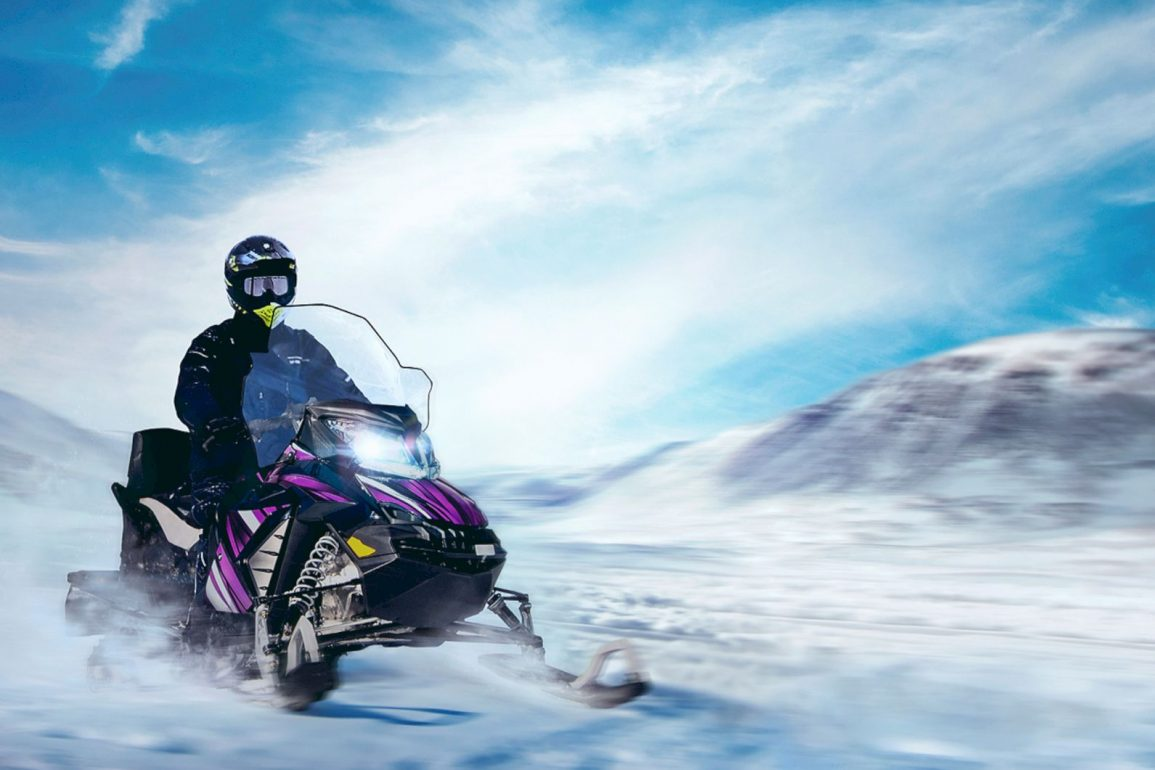 Snowmobiling Recharged Aurora Powertrains 1