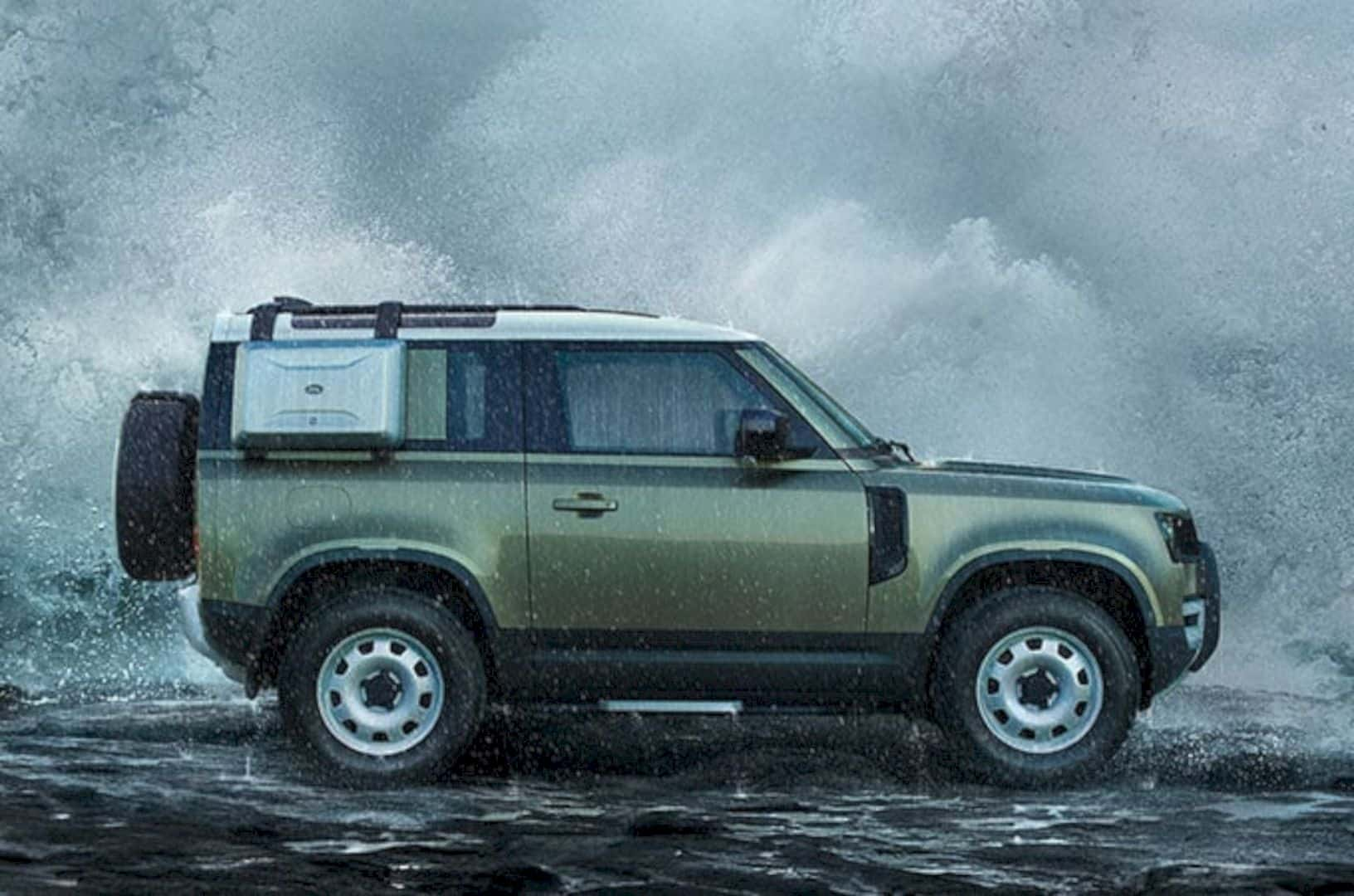 The New Land Rover Defender 15