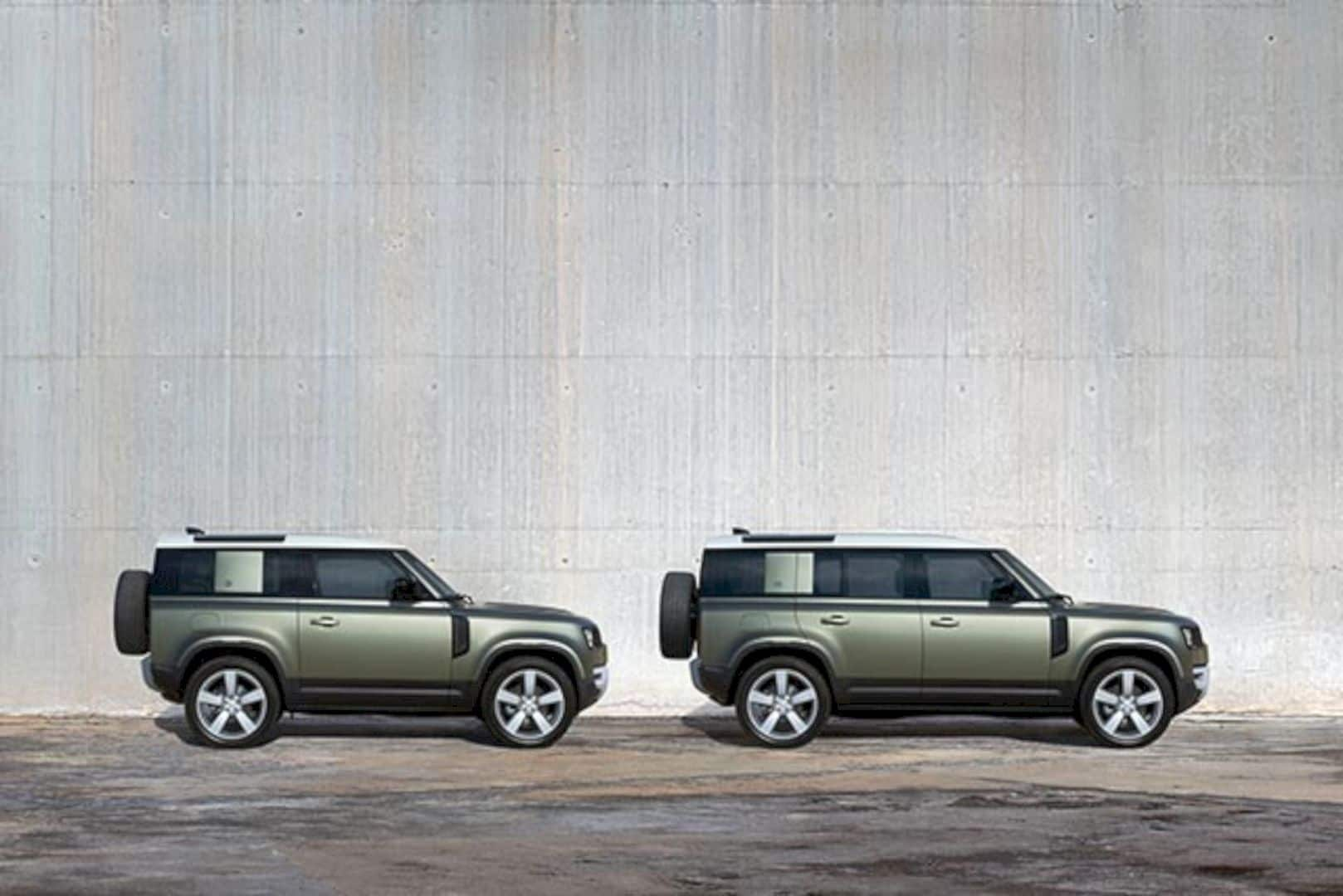 The New Land Rover Defender 5