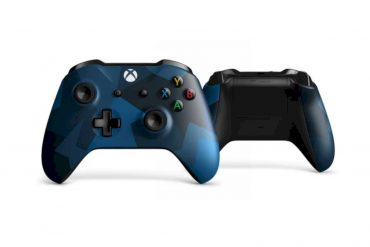 Xbox Wireless Controller–Midnight Forces II Special Edition 1
