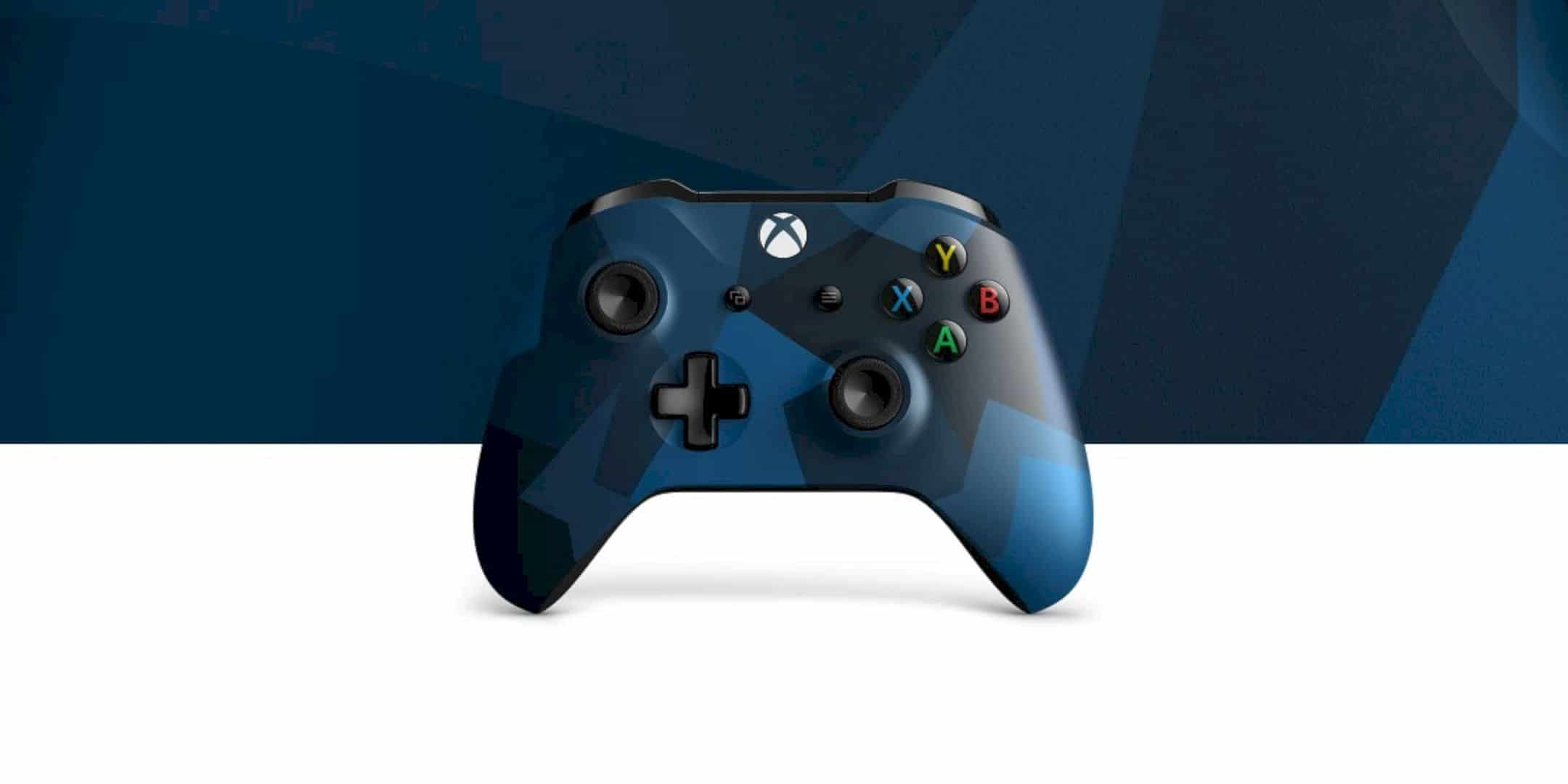 Xbox Wireless Controller–Midnight Forces II Special Edition 2