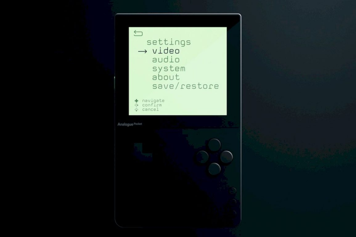 Analogue Pocket™ 1