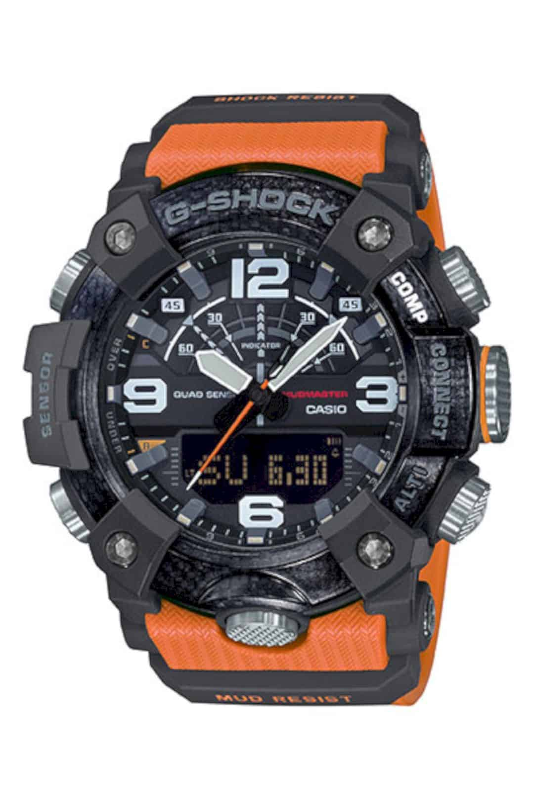 G Shock Carbon Core Guard Mudmaster GG B100 1