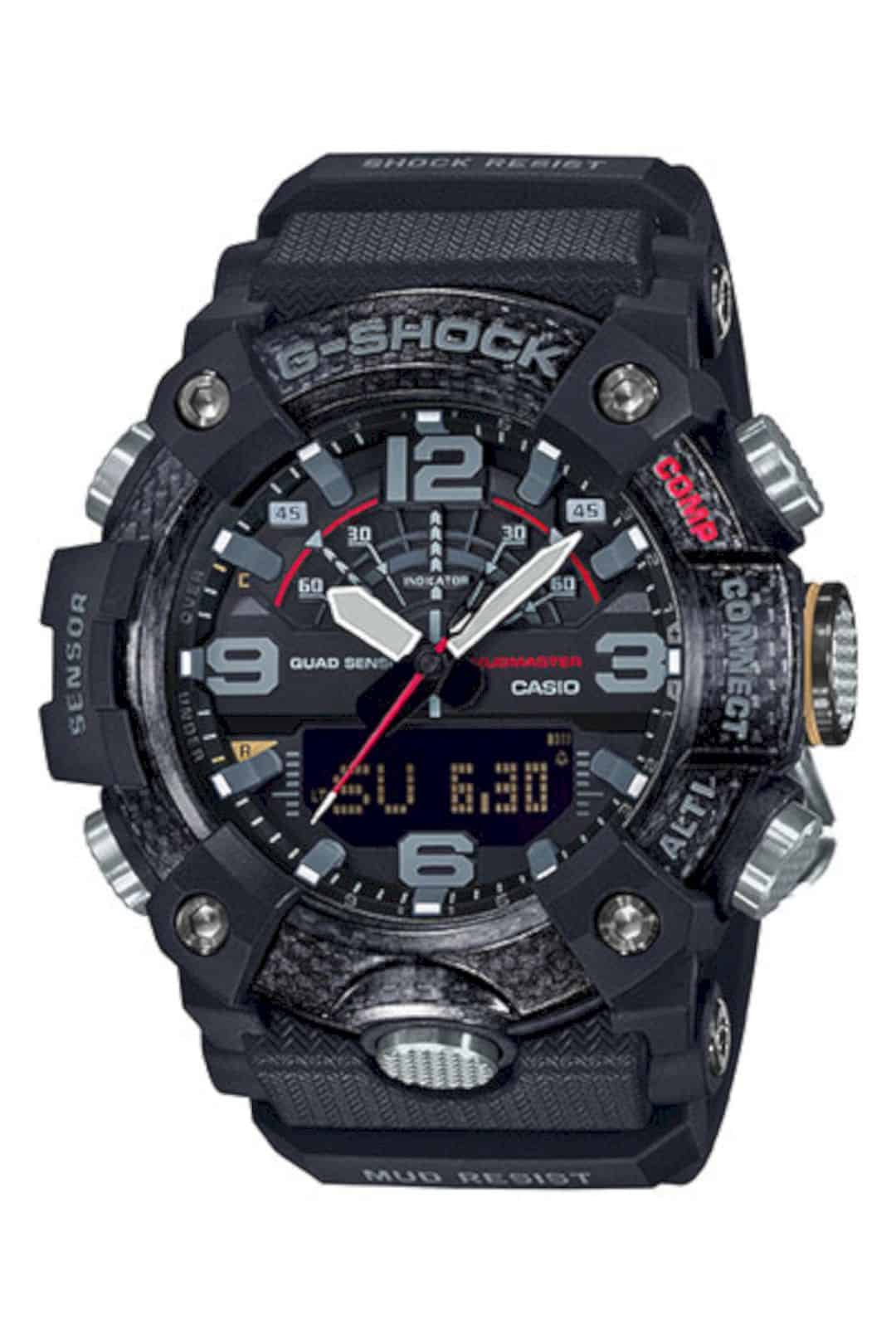 G Shock Carbon Core Guard Mudmaster GG B100 3