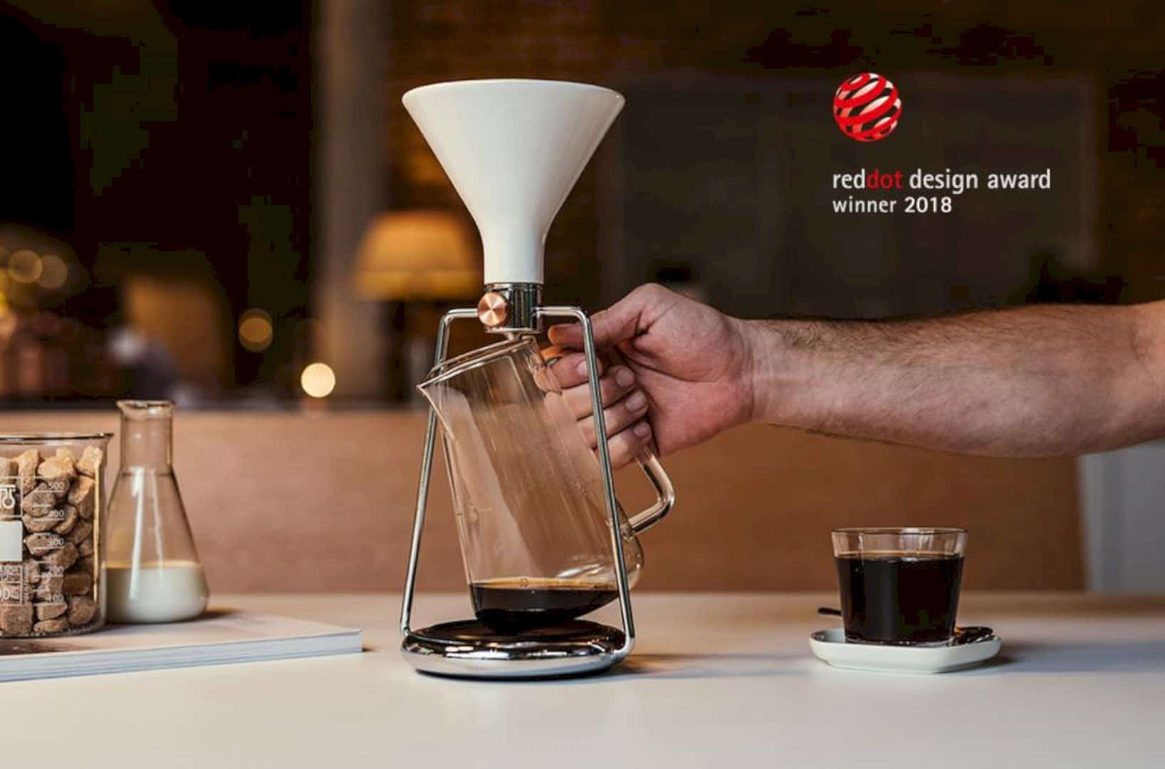 GINA Smart Coffee Instrument 3