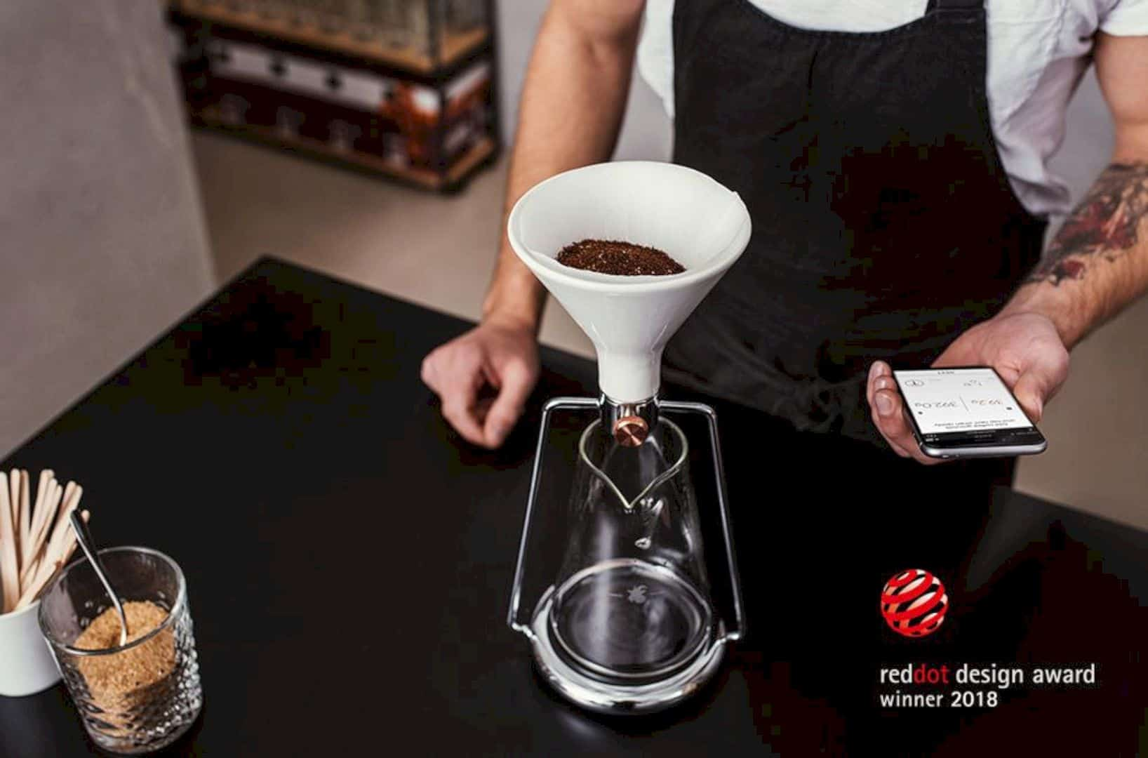GINA Smart Coffee Instrument 4