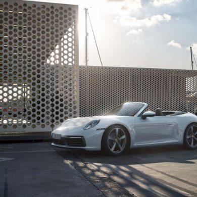 Porsche 911 Carrera 4 Coupé And 911 Carrera 4 Cabriolet 6