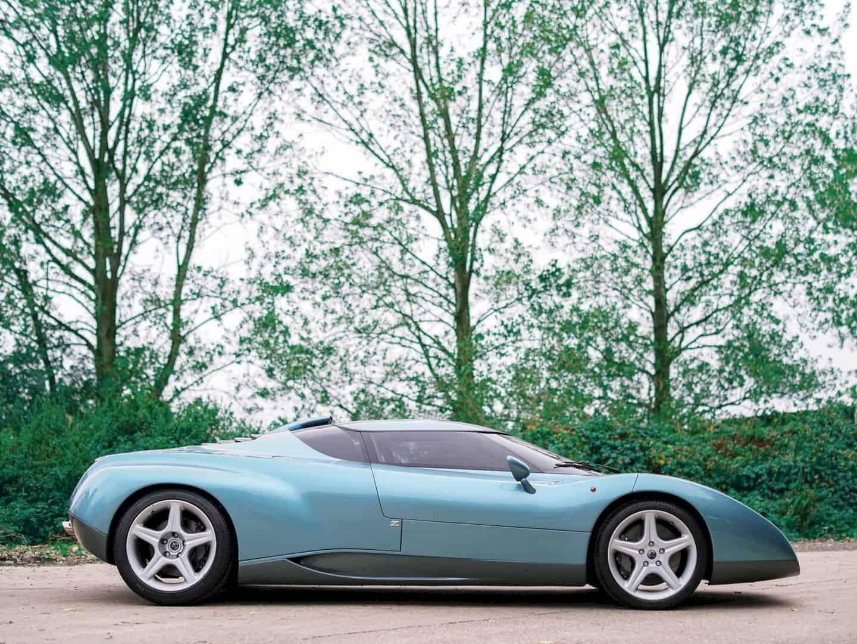 1996 Zagato Raptor Concept 10