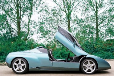 1996 Zagato Raptor Concept 2