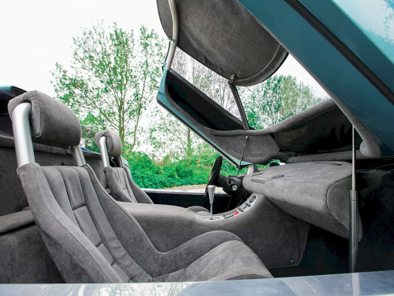 1996 Zagato Raptor Concept 9