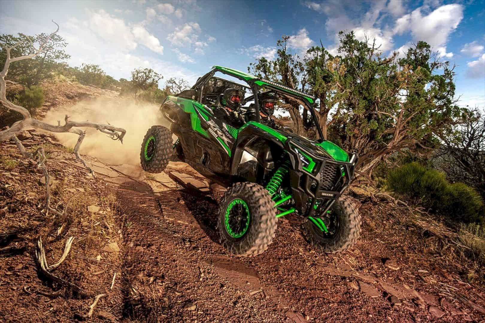 2020 Kawasaki TERYX® KRX™ 1000 4
