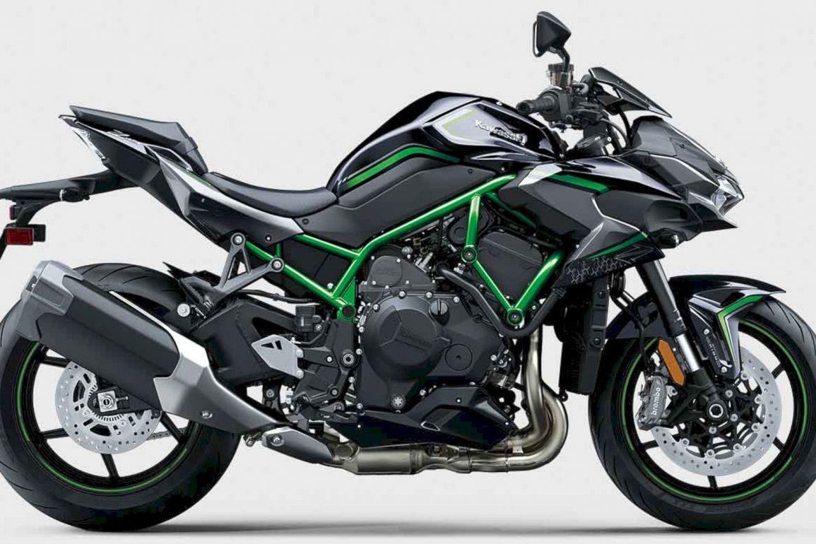 2020 Kawasaki Z H2 1