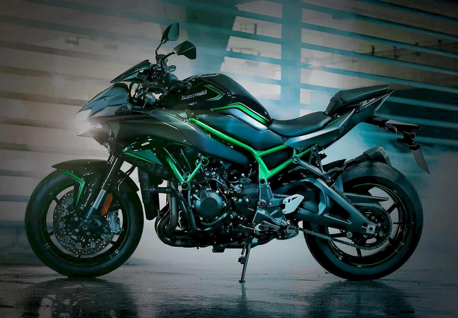 2020 Kawasaki Z H2 2