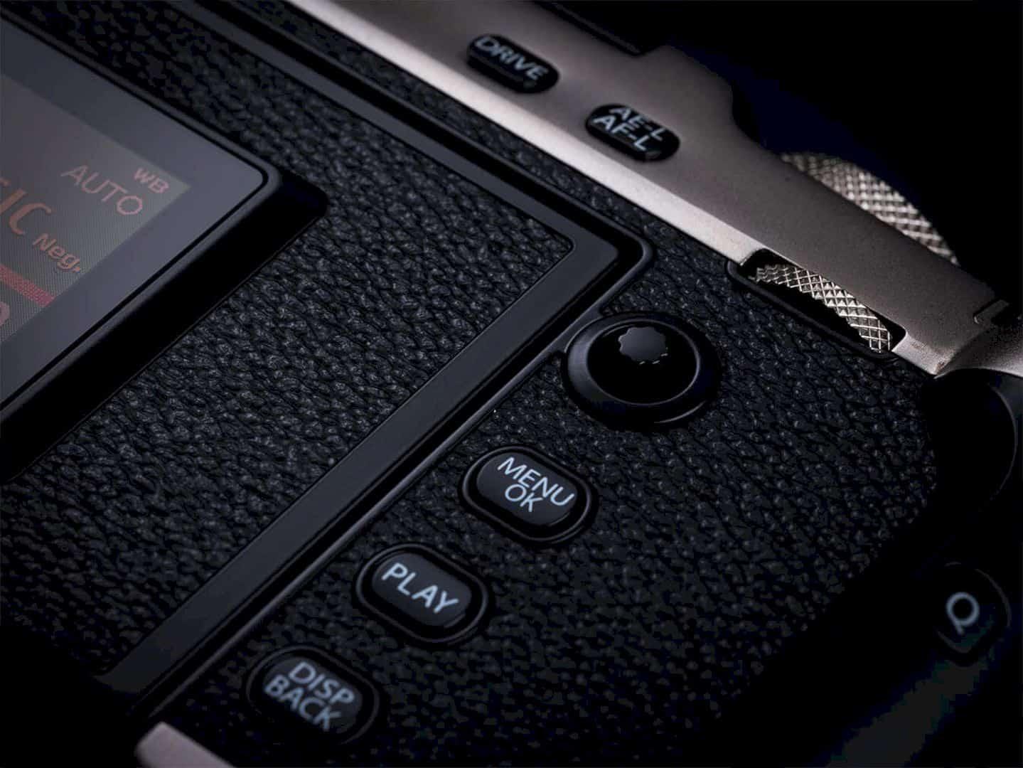 Fujifilm X Pro3 2
