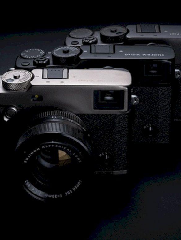 Fujifilm X Pro3 4
