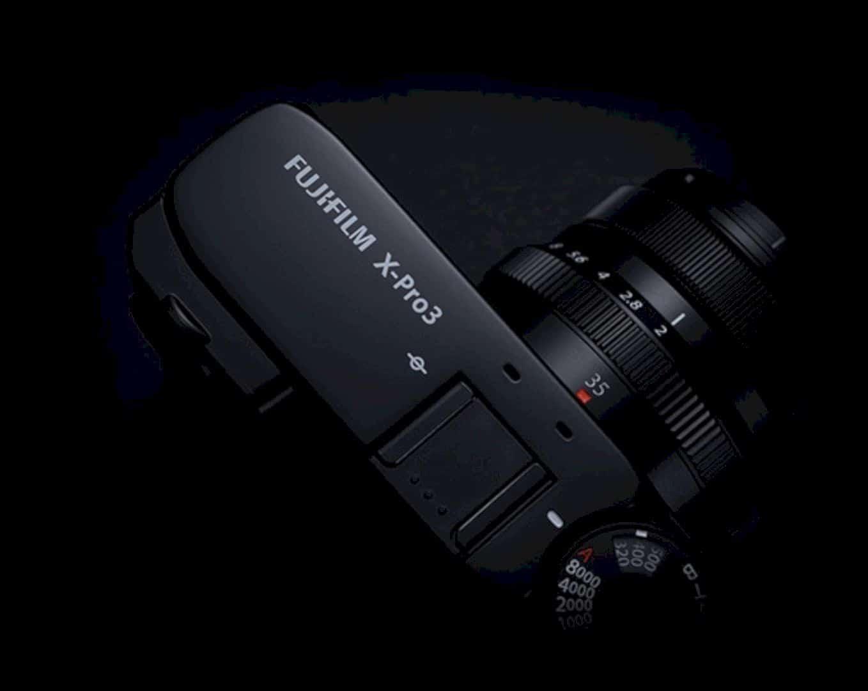 Fujifilm X Pro3 5