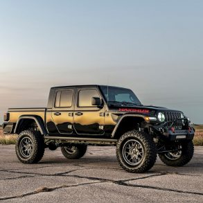 Hennessey Maximus 1000 Jeep Gladiator Truck 5
