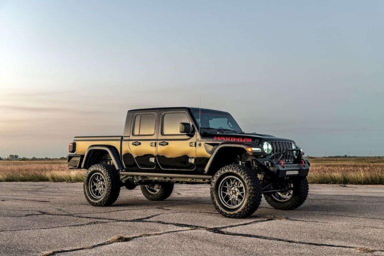 Hennessey Maximus 1000 Jeep Gladiator Truck 5