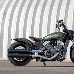 Indian Scout Bobber Twenty Motorcycle 3