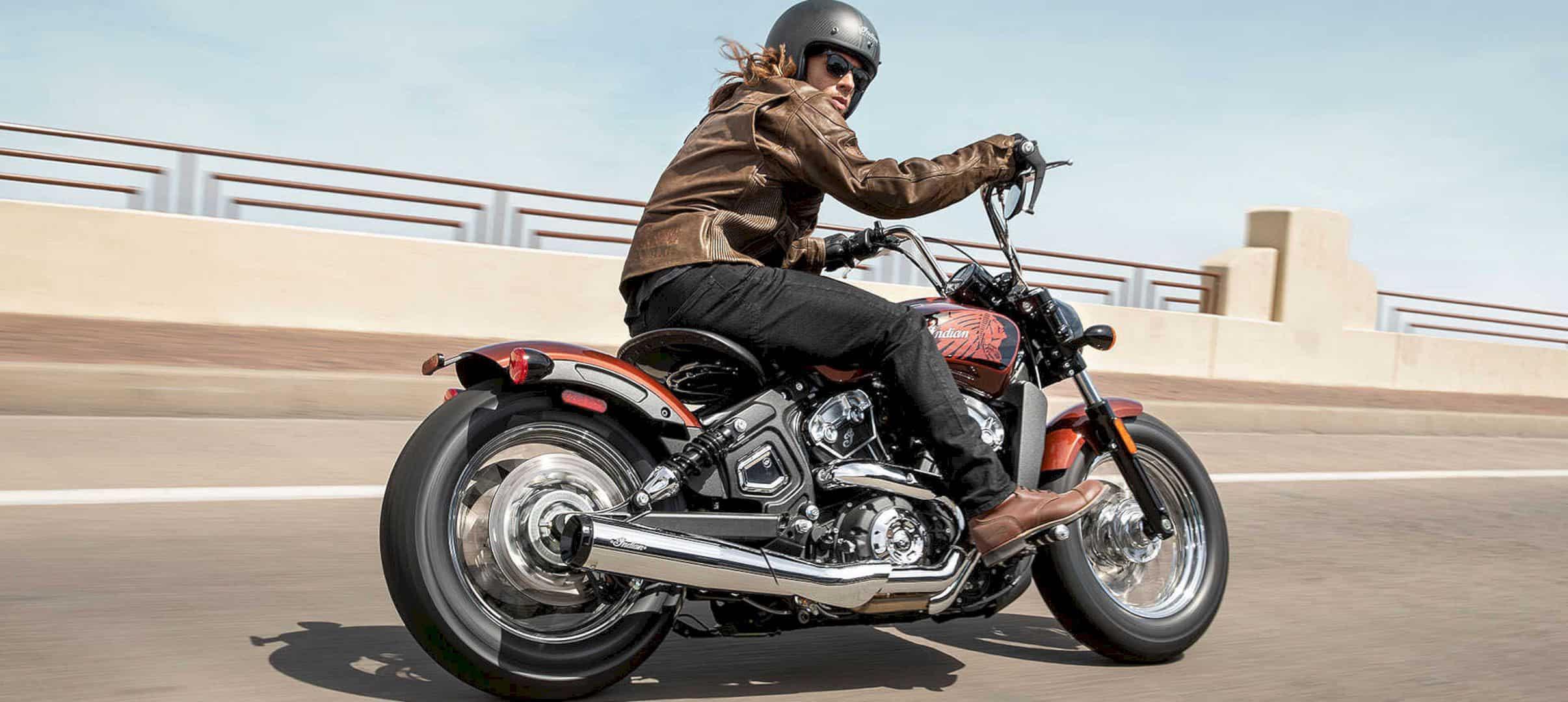 Indian Scout Bobber Twenty Motorcycle 4