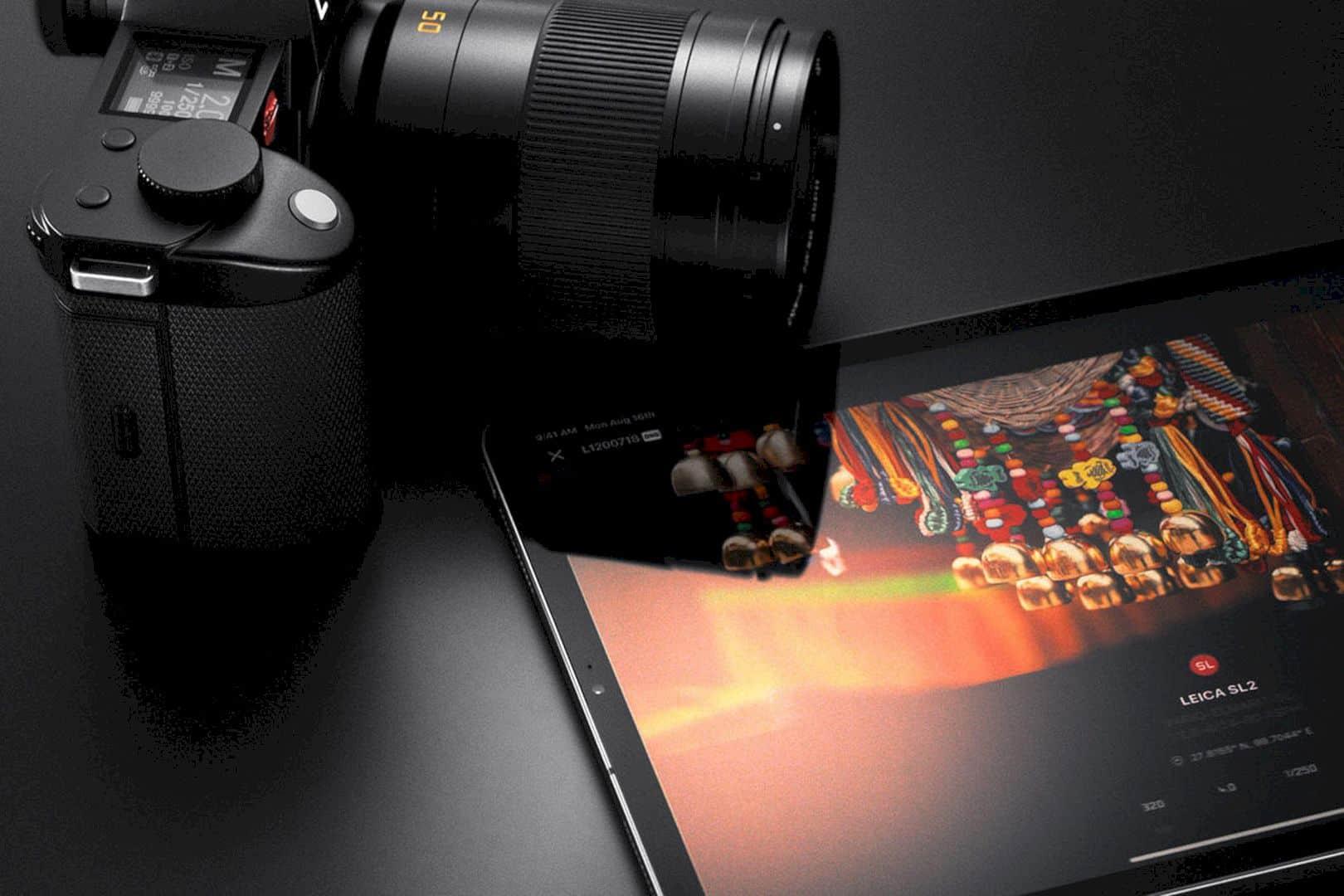 Leica SL2 3