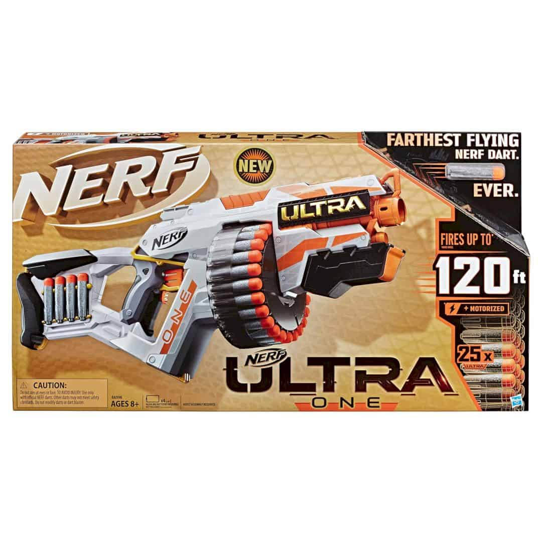 Nerf Ultra One Motorized Blaster 2