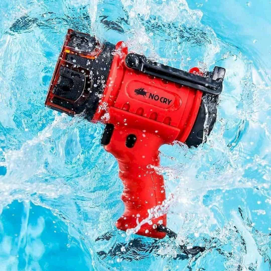 NoCry Waterproof Rechargeable Spotlight 1