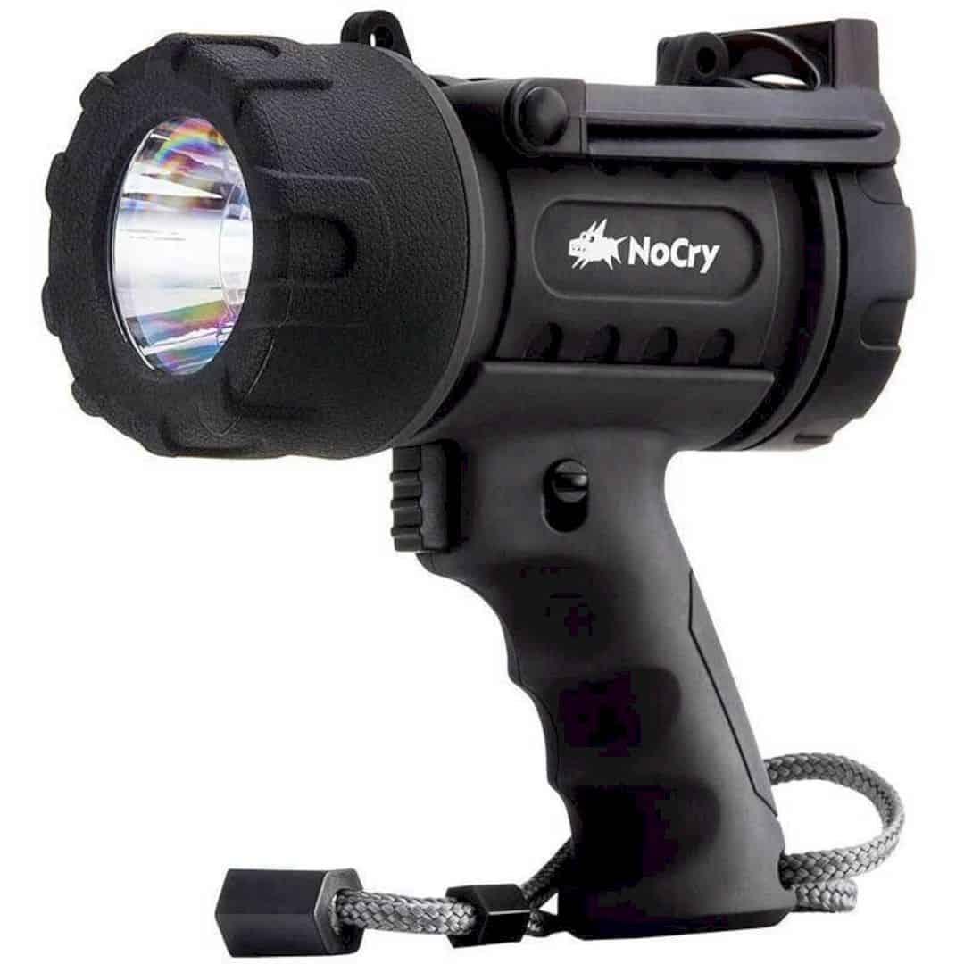 NoCry Waterproof Rechargeable Spotlight 2