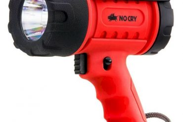 NoCry Waterproof Rechargeable Spotlight 3