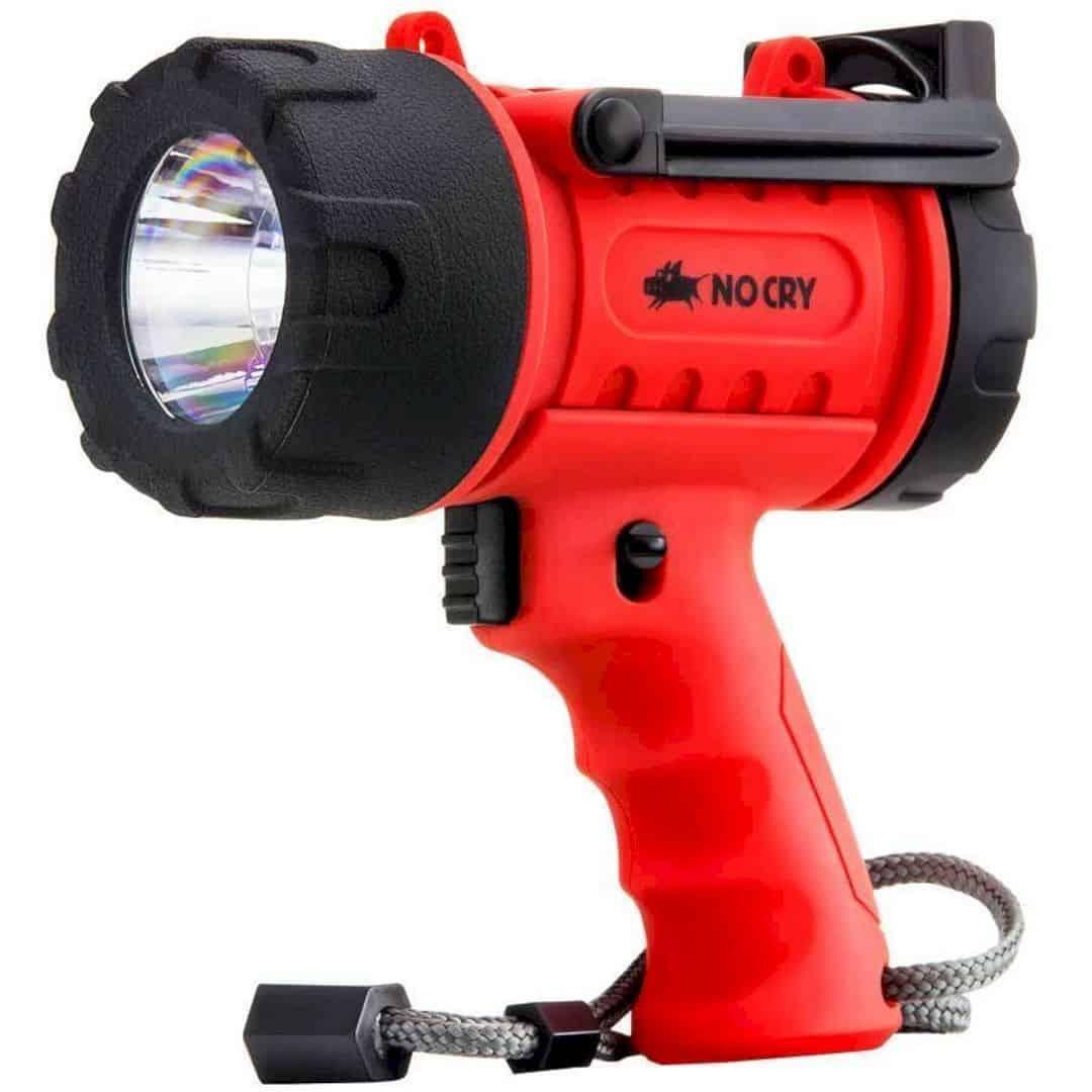 NoCry Waterproof Rechargeable Spotlight 3