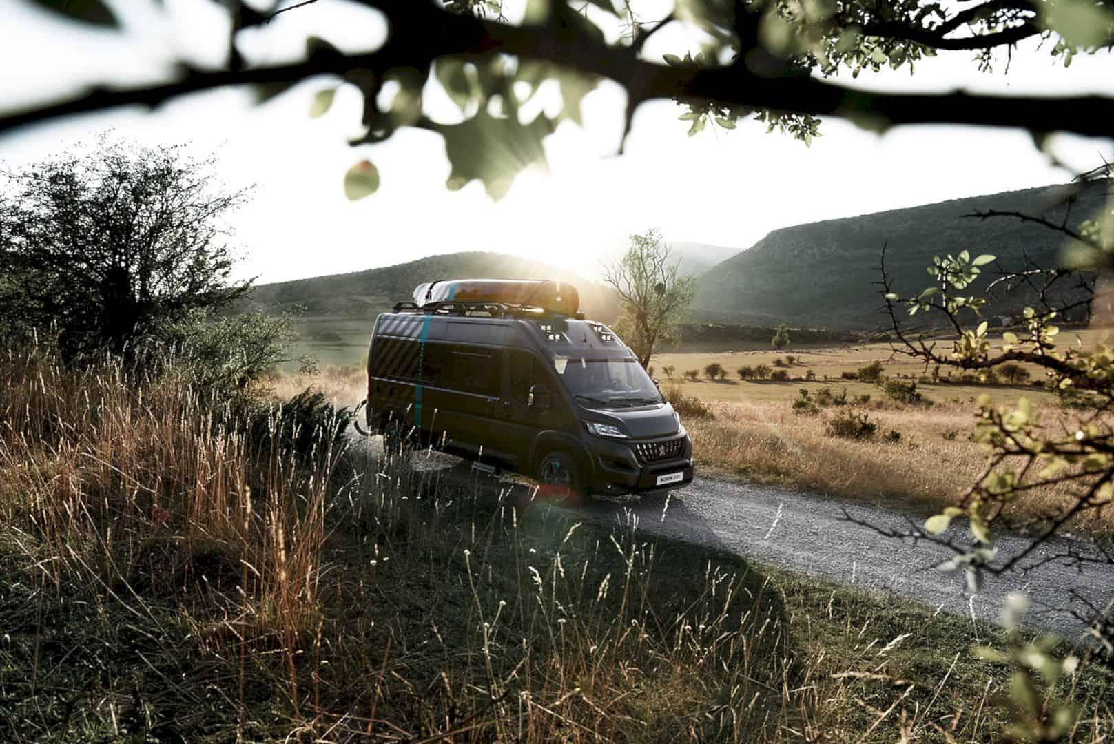 Peugeot Boxer 4x4 Concept 5