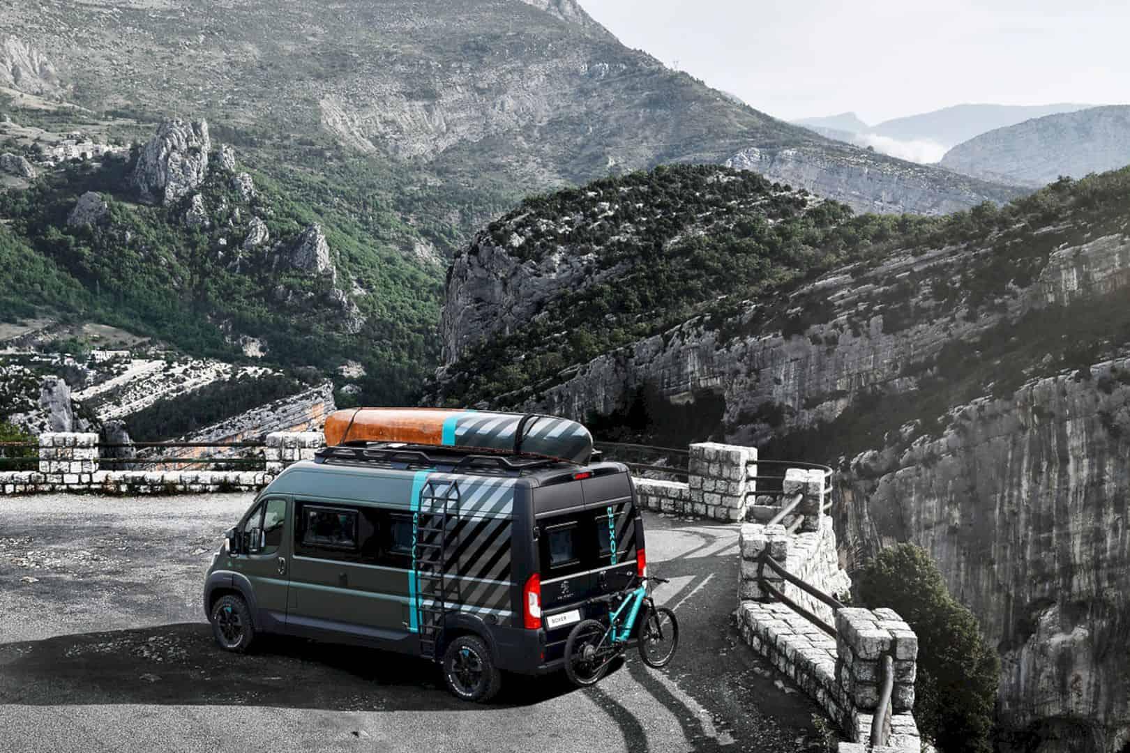 Peugeot Boxer 4x4 Concept 7