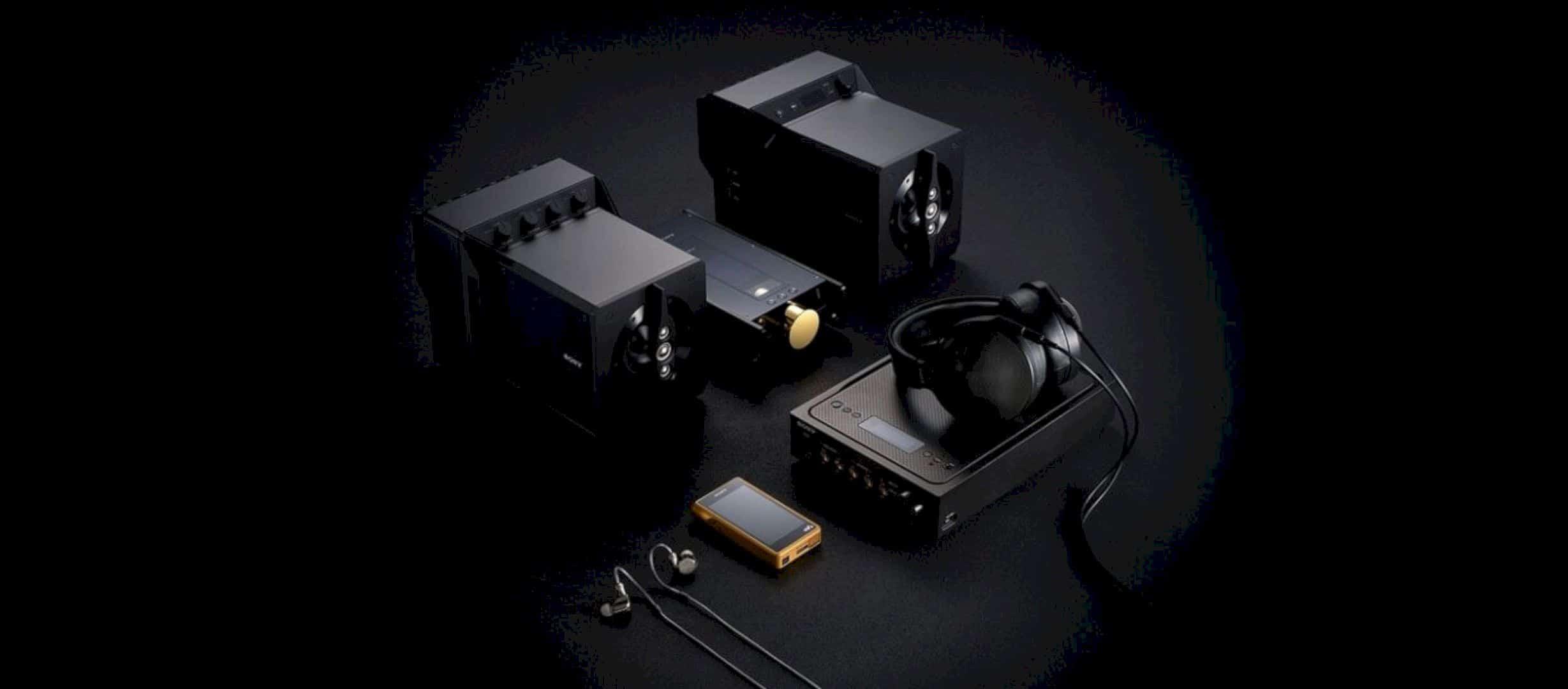 SA Z1 Hi Res Near Field Powered Speaker System Signature Series 2