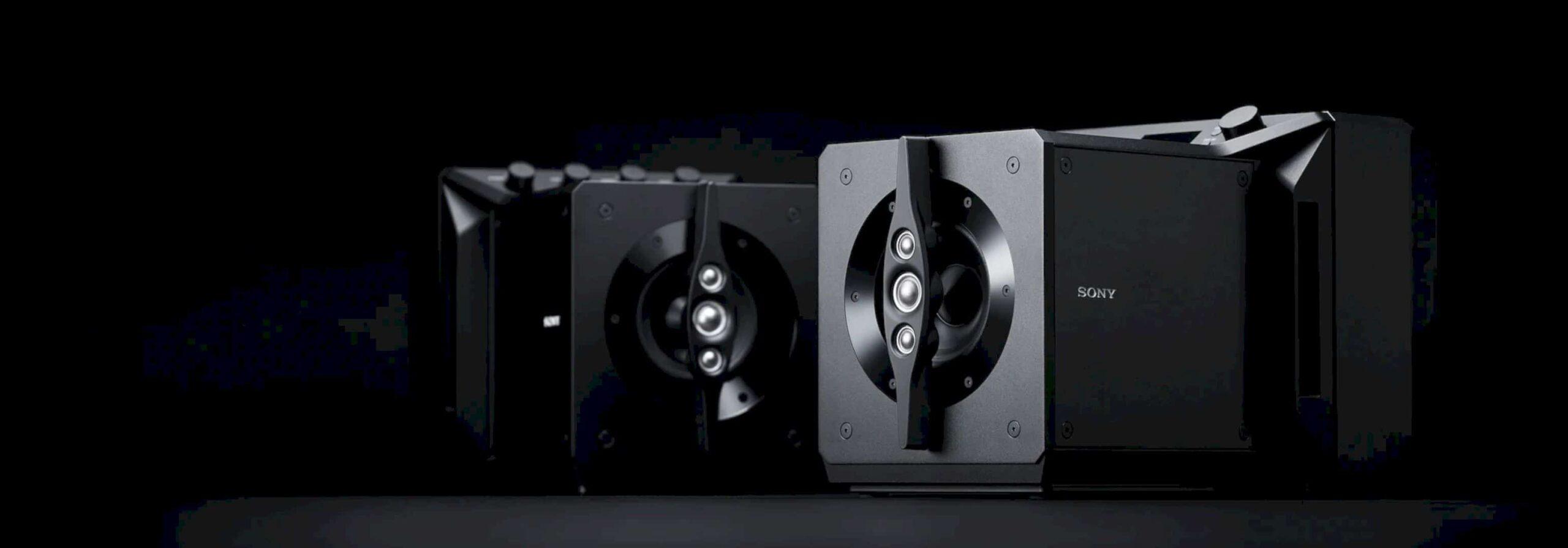 SA Z1 Hi Res Near Field Powered Speaker System Signature Series 3