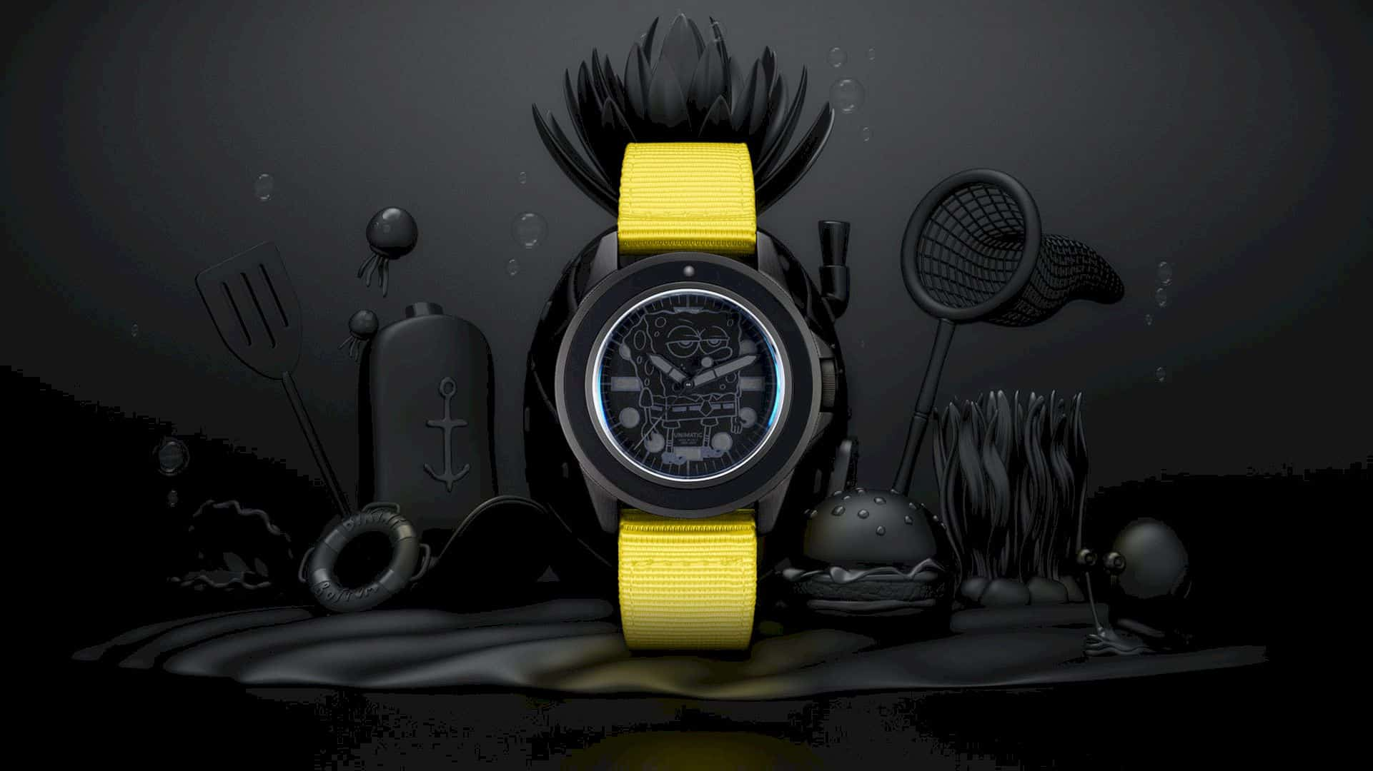 U1 SS UNIMATIC Limited Edition Watches 3