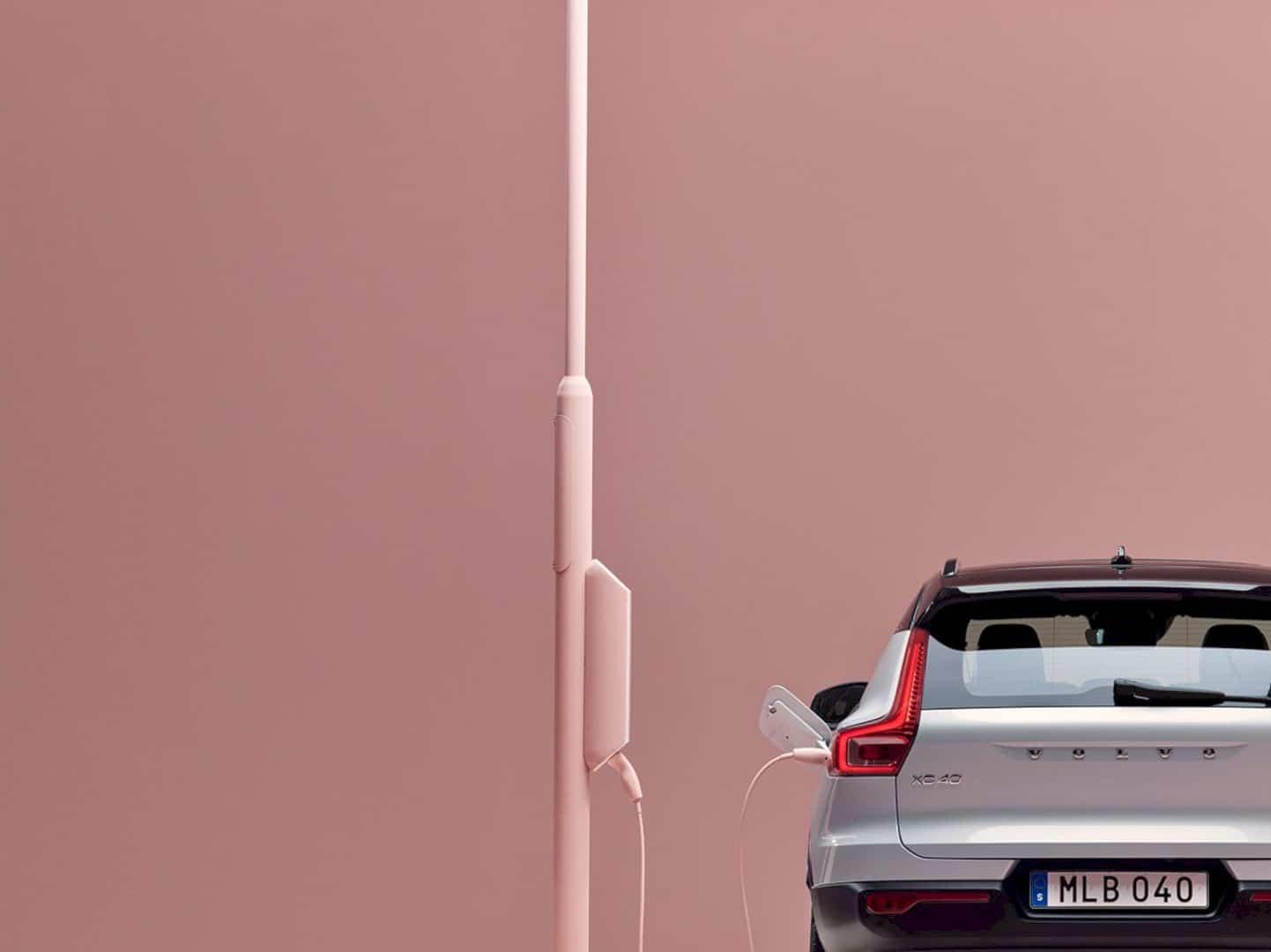 Volvo XC40 Recharge 4