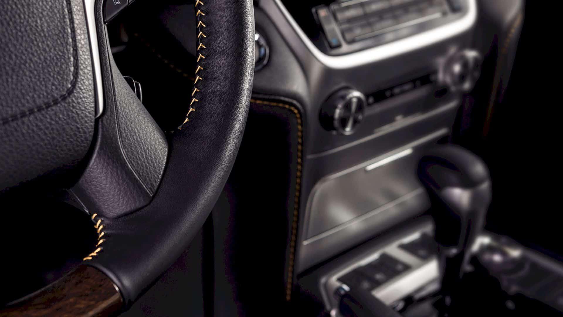 2020 Toyota Land Cruiser 1